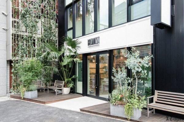 伝説のヘアケアブランドがカフェをオープン!「BOTANIST Tokyo」で内側から美しく