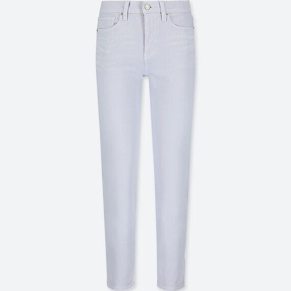 ユニクロのハイライズシガレットジーンズ商品画像