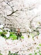 おしゃれに防寒するのが正解!意外と寒いお花見のOK・NGコーデ集