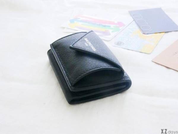 ミニ財布横から