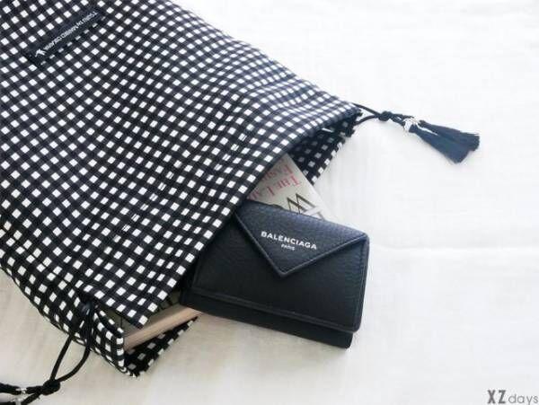 ミニバッグからミニ財布