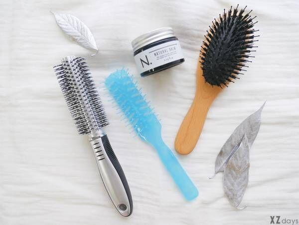 自分に合うヘアブラシ、把握してる?髪がもっときれいになる選び方