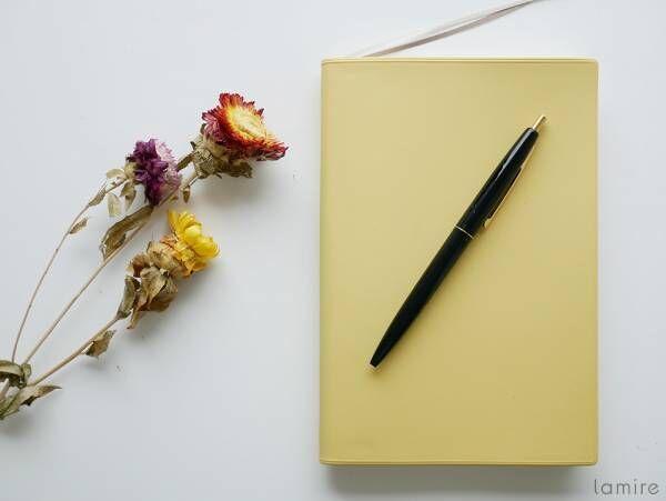 心に少し余裕ができるかも♡気軽に続けられる自由な日記の書き方を提案