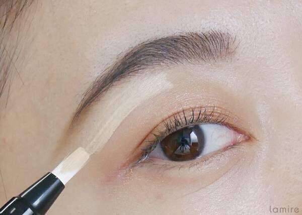 一手間で見違える!きれいな眉毛になれる《眉メイクのプチテクニック》