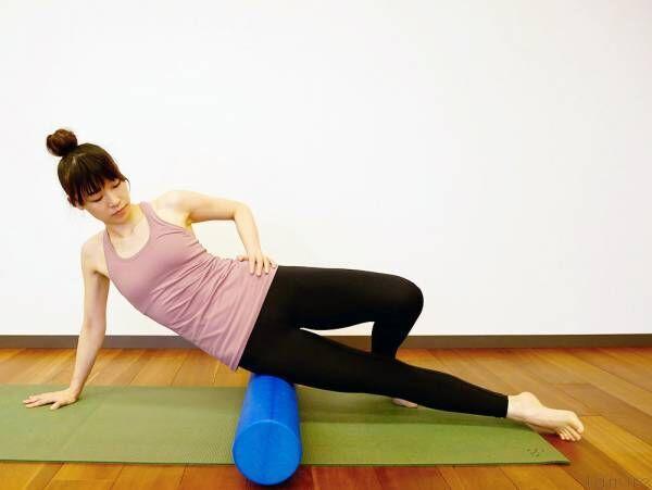 続けることで痩せ体質に!自宅でできる《筋膜リリース》を習慣にしよう