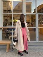 何分咲きが気分?春爛漫な桜色コーデで大人なピンクを纏いましょ♡