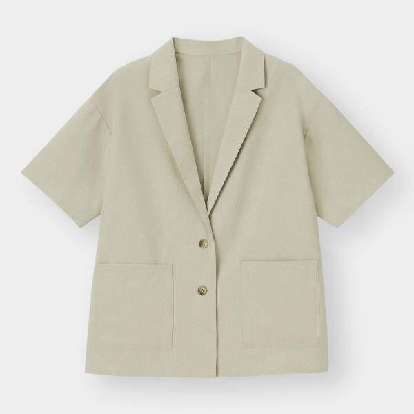 ライトオーバーサイズシャツジャケット