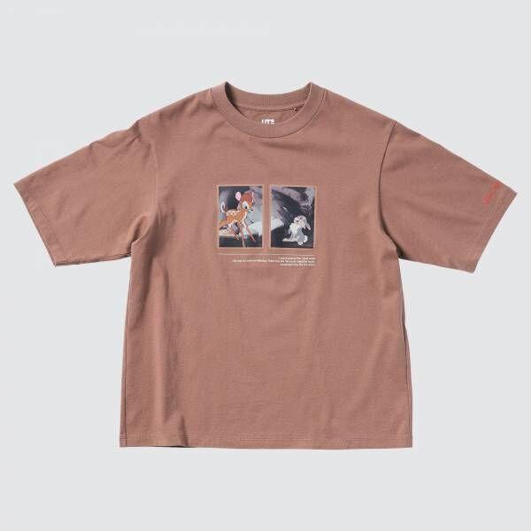 ディズニーファーリーフレンズUTグラフィックTシャツ