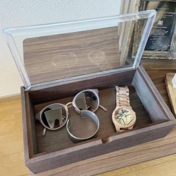 3COINSのコレクションボックス