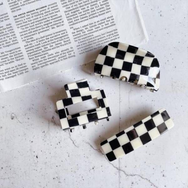 3COINSのヘアアクセサリー