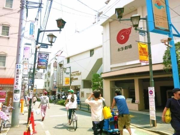 小田急線には便利な街がたくさん!