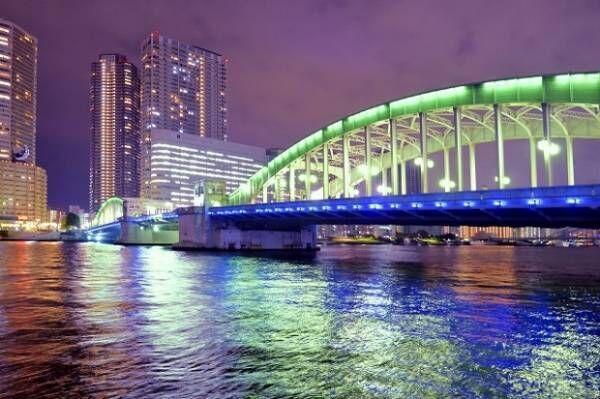 大江戸線には個性的な街がたくさん!