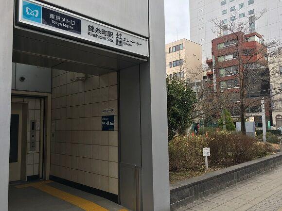 錦糸公園おすすめスポット2