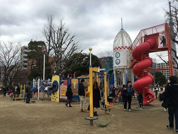 錦糸公園おすすめスポット7