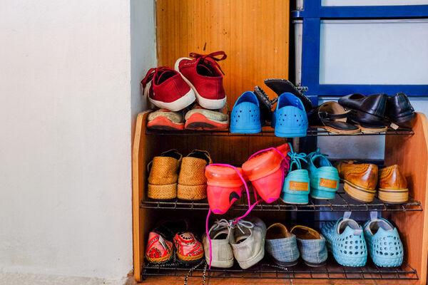 家事サービスのプロが実践している靴箱収納術