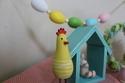 【2018年版】100均セリアのイースターグッズ!卵やうさぎをリビングに飾ってみた