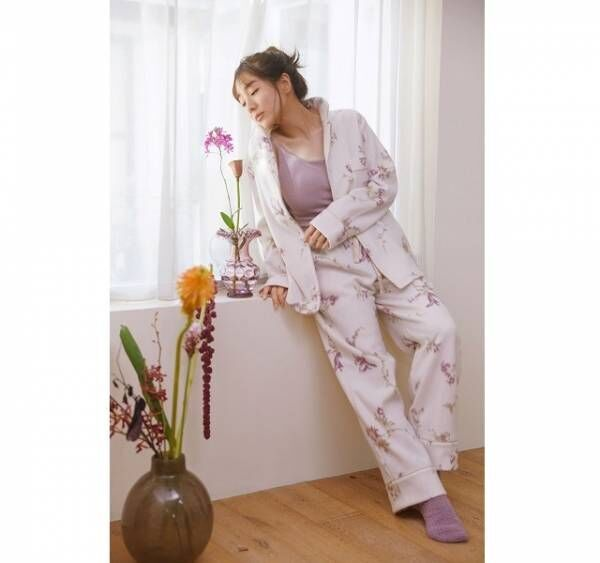 田中みな実さんがまとう♡ 売り切れ前に手に入れたい、着るだけで美しくなれる神パジャマ