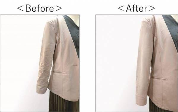 プリーツスカートの折り目が簡単に復活…!? ジャケットやスカートの「シワ改善アイテム」2つ