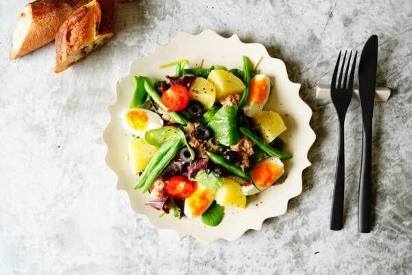 【腸活レシピ】ボリュームたっぷりで大満足!「キレイになれる簡単サラダ」
