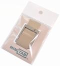 累計販売数1万800組越えのリュックの紐留具「MIMITAB」に新色ウォームグレイが誕生