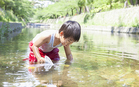 水の事故から子どもを守る!